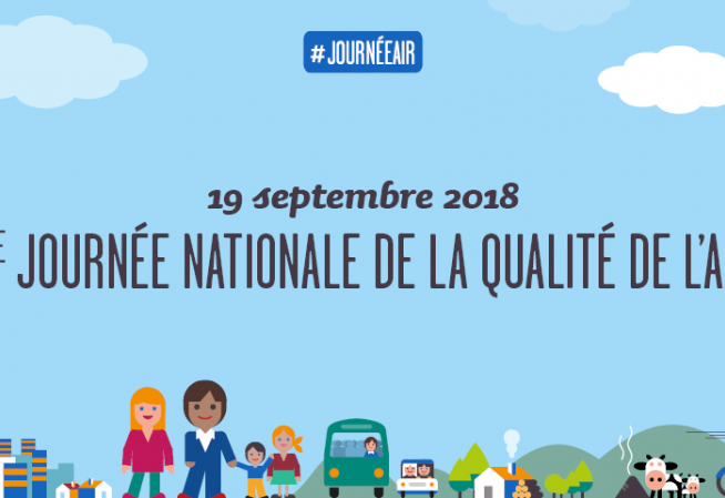 journée nationale de la qualité de l'air 2018